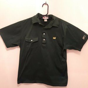 Slazenger masters green polo Large great condition